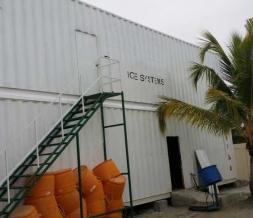 箱式海水片冰机
