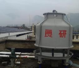 15吨防爆电控箱片冰机含库案例