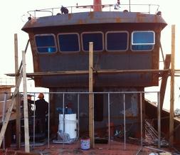 渔船海水片冰机