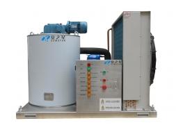 冷凝器在制冰机中的重要性