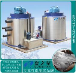 片冰蒸发器
