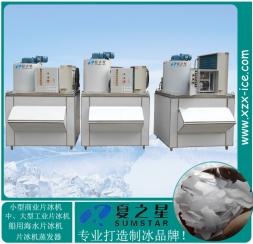 佛山小型商业保鲜片冰机