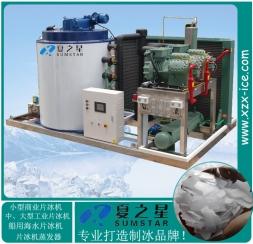 惠州风冷片冰机